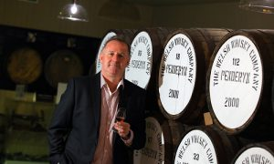 Penderyn Whisky distillery