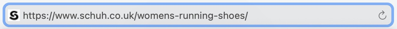 URL web address